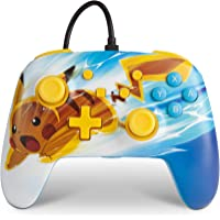 Powera 1518806-01 Controle P/ Nsw Wired Controller Pikachu Charge com Fio - Nintendo Switch