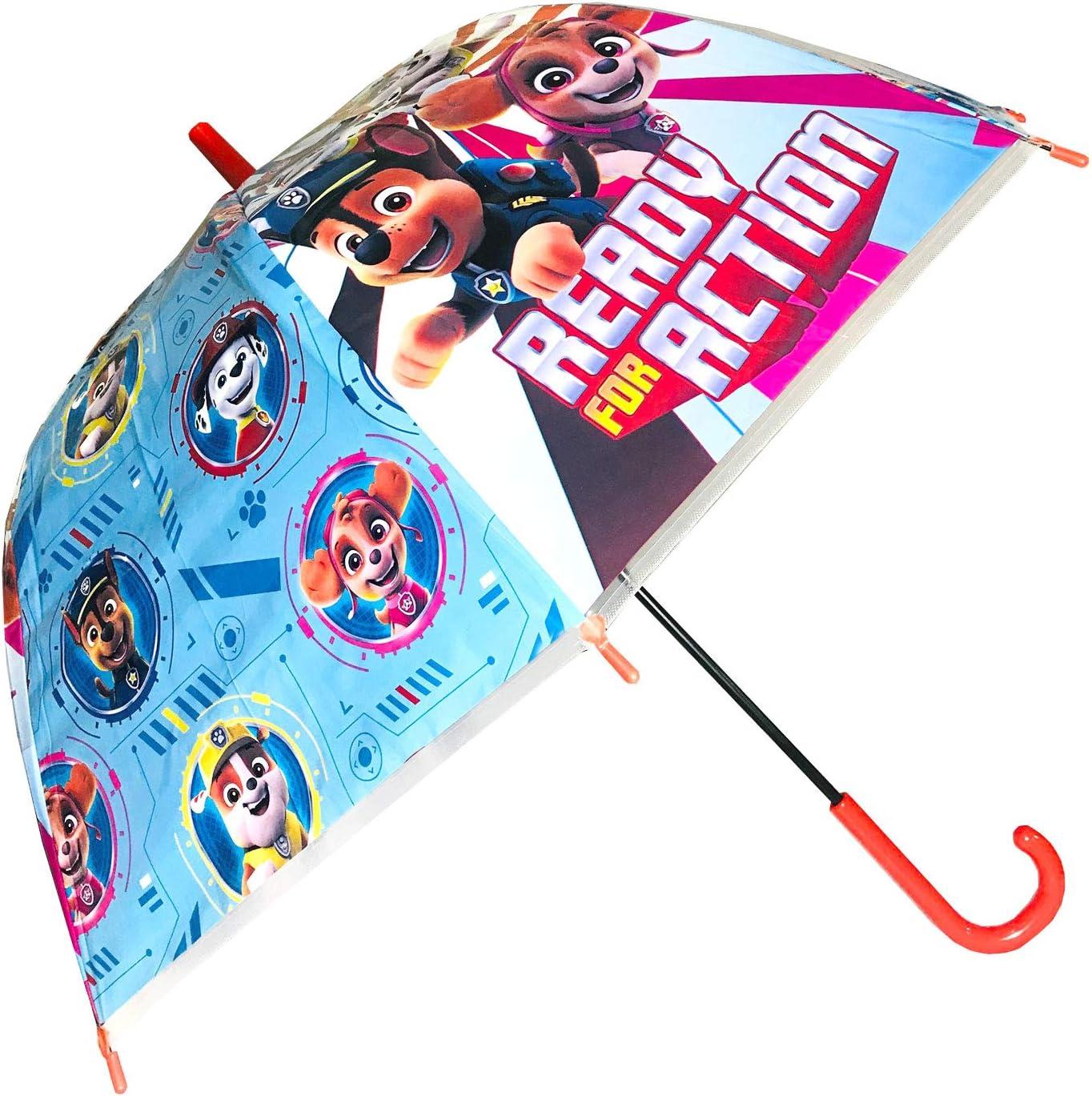 Paw Patrol Umbrella Automatic Dome Children 45 cm