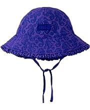 Frogwill Baby Girls Denim Bucket Sun Protection Hat