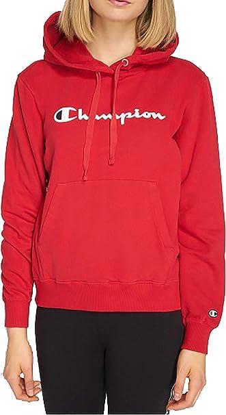 Champion Hooded Sweatshirt Kapuzenpullover für Damen