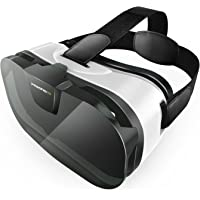 Pasonomi 3D VR Glasses Virtual Reality Headset for iPhone