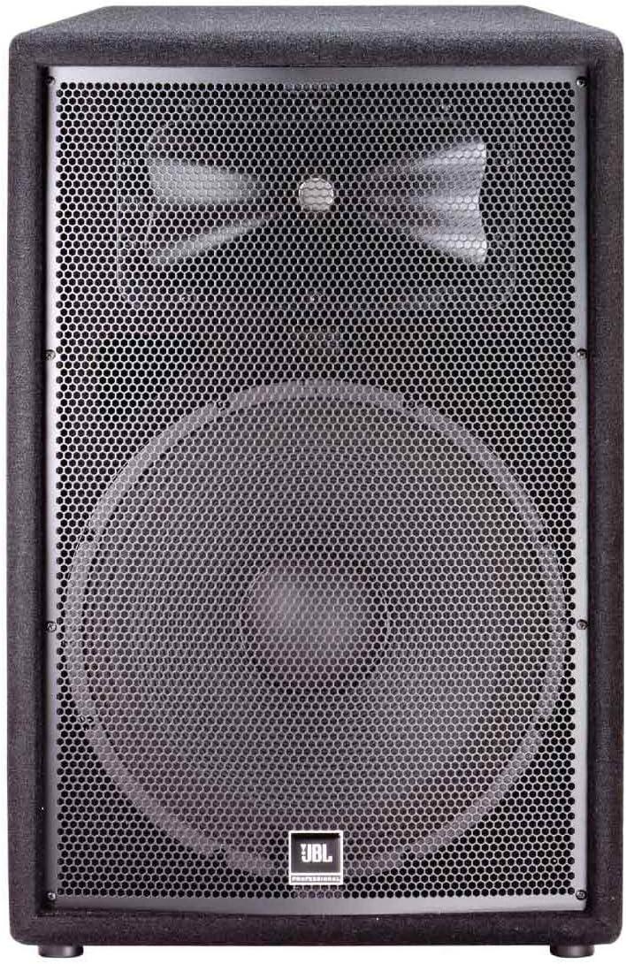 JBL Professional JRX215 Portable 2-way Sound Reinforcement Loudspeaker System, 15-Inch