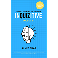 InQUIZitive - The Pub and Trivia Quiz Game Book: Volume II (The InQUIZitive Series - Book 2) (English Edition)