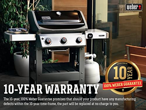 Weber Spirit II E-310 reviews