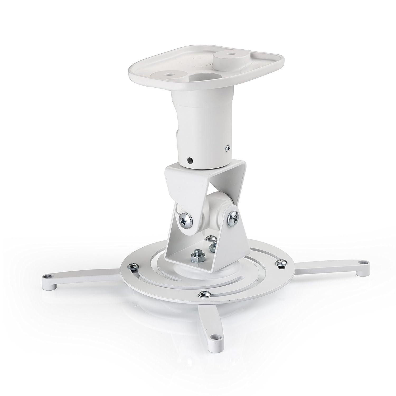 SUREFIX 910 BCO - Soporte de Techo para proyector hasta 14 kgs ...