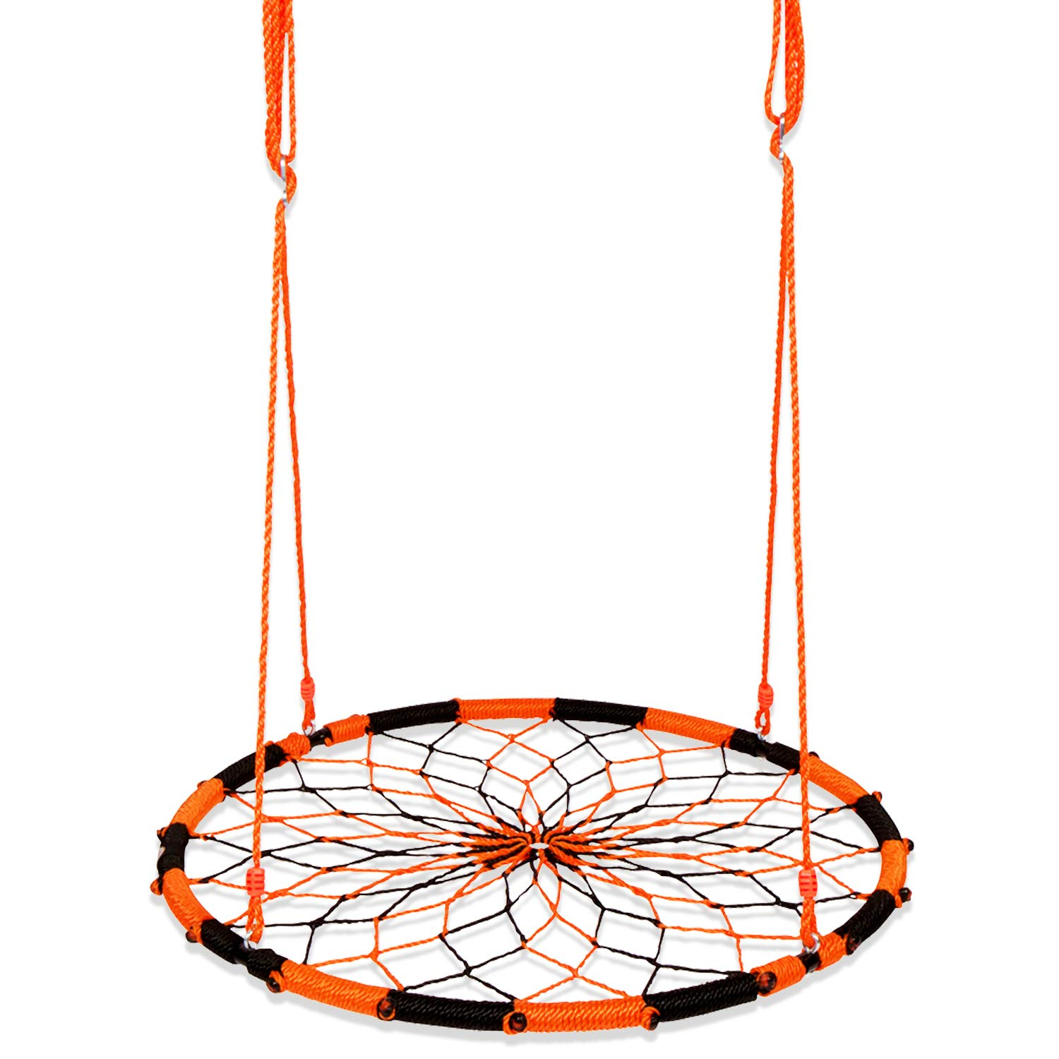 Nest Swing | 40'' Nest Swing For Kids Has Been Safety Tested | Sturdy & Fun Tree Swing For Children | Industrial-Grade Toddler Swing | Easy-To-Assemble Kids Swing