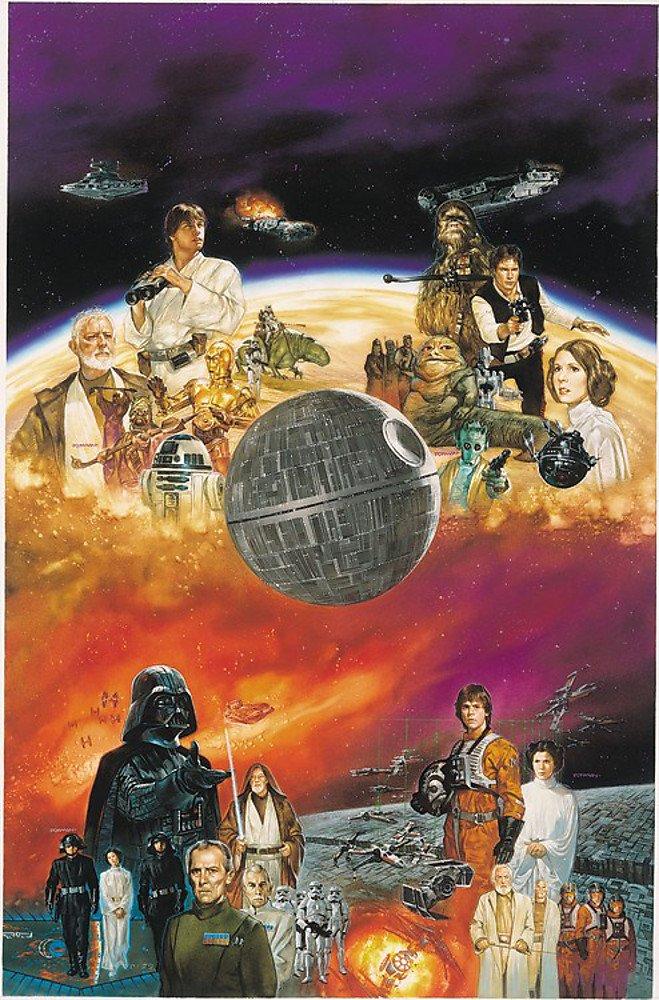 Star Wars Special Edition A New Hope Barreto Eduardo Jones Bruce 9781302903763 Amazon Com Books