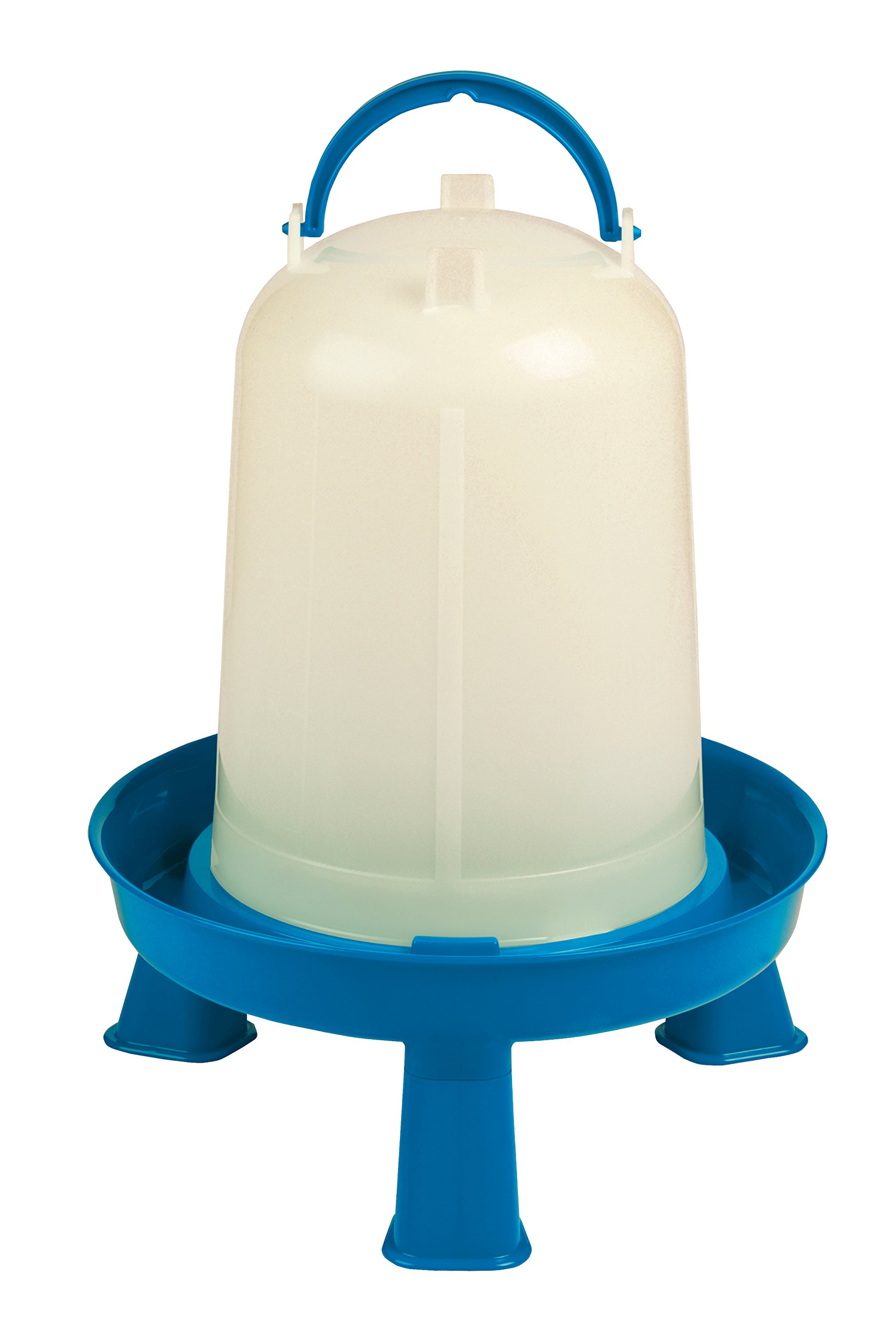 Double-Tuf DT9874 Poultry 1 Gallon Waterer with Removable Legs by Double-Tuf