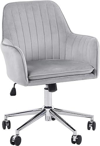 Jacky Home Office Desk Task Velvet Home Computer Chair