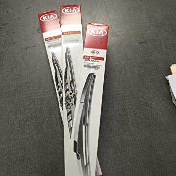 Amazon.com: 2010-2015 Kia Soul Wiper Blade Kit: Automotive