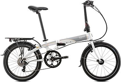 Tern Link D8 ─ Bicicleta plegable 20 pulgadas, 8 velocidades, 27 ...
