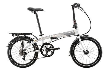 Tern Link D8 ─ Bicicleta plegable 20 pulgadas, 8 velocidades, 27cm,