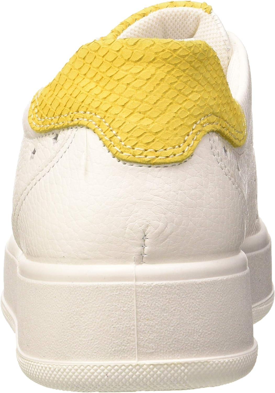 IGI&CO Scarpa Donna Dvx 51573, Sneaker Bianco Latte 5157300
