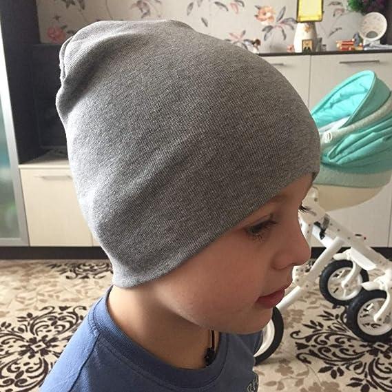 DRESHOW Baby BQUBO 4 St/ück Beanie weiche Nette Wollm/ütze Krankenhaus H/üte Cap Beanies