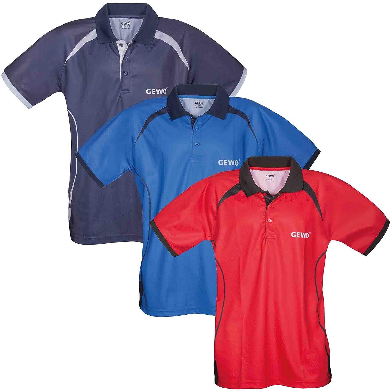GEWO Camisa Tim, Color Rojo y Negro, tamaño XXXL: Amazon.es ...