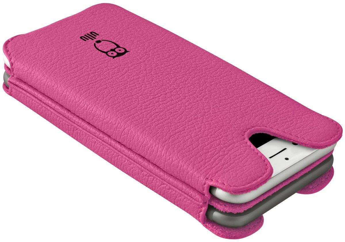 ullu Sleeve for iPhone 8 Plus/ 7 Plus - Indian Pink Pink UDUO7PPL07 by ullu (Image #3)