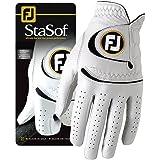 FootJoy StaSof Men's Golf Glove - Left Hand (Fits on Left Hand), Medium)