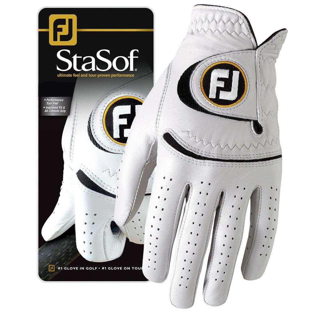 FootJoy StaSofメンズゴルフグローブ( Fits on Left Hand ) – Sパール   B007N8EXLY