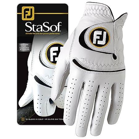 FootJoy StaSof Men s Golf Glove – Left Hand Fits on Left Hand , Medium