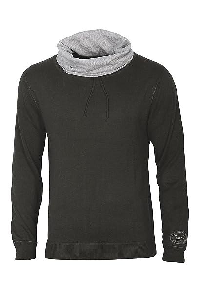 Guess - Camiseta de pijama - para hombre gris X-Large