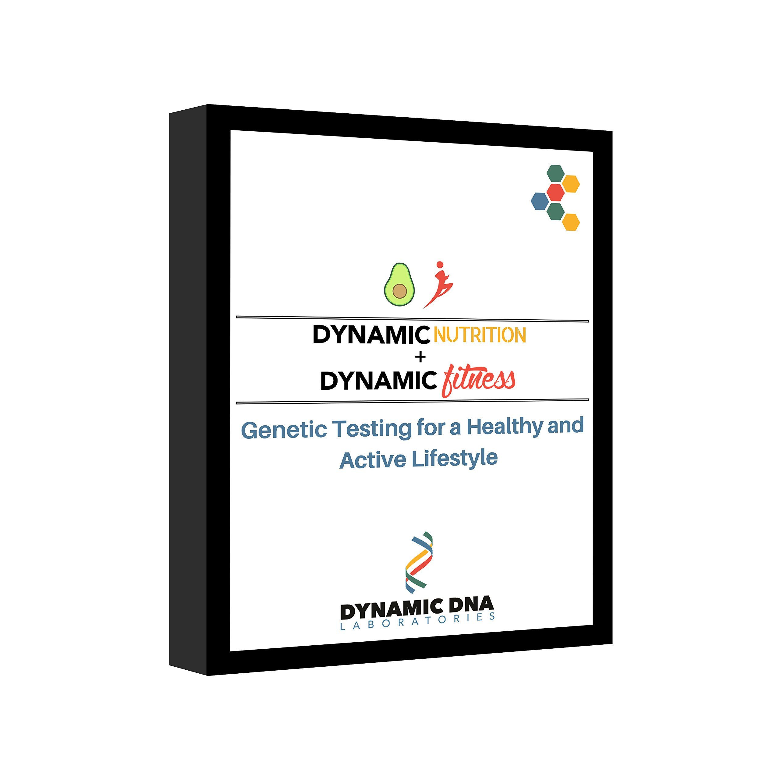 Nutrition + Fitness DNA Test Kit