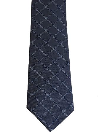 Armani JEANS - Corbata - para hombre Azul azul oscuro Talla única ...