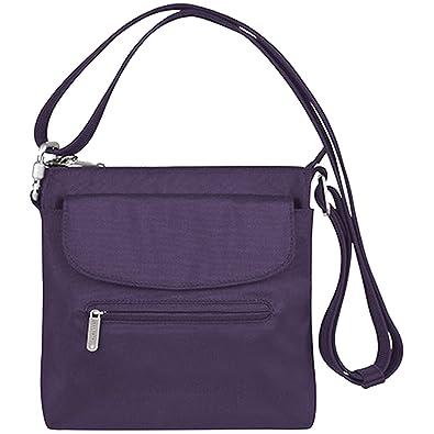 4e38fa2fd8 Image Unavailable. Image not available for. Color  Travelon Anti-Theft  Classic Mini Shoulder Bag ...