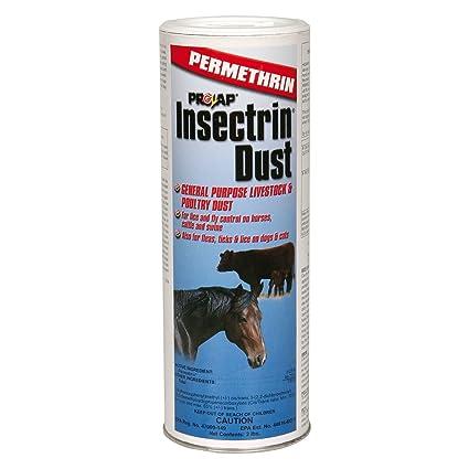 f6d17b7755 Amazon.com  Prozap Insectrin Dust Livestock Dust  Pet Supplies