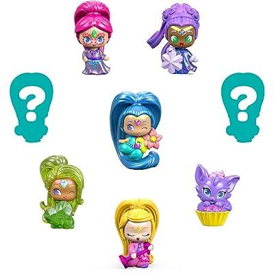Fisher-Price Nickelodeon Shimmer & Shine, Teenie Genies, Series 2 Genie (8 Pack), #12: Toys & Games