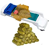 Hanperal Stuffed Grape & Cabbage Rolling Machine Imported Pp Plastic Stuffed Leaf Rolling Tool(blue)