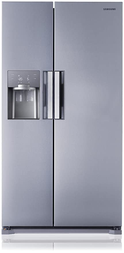 Samsung RS7768FHCSL freestanding 545L A++ Stainless steel side-by ...