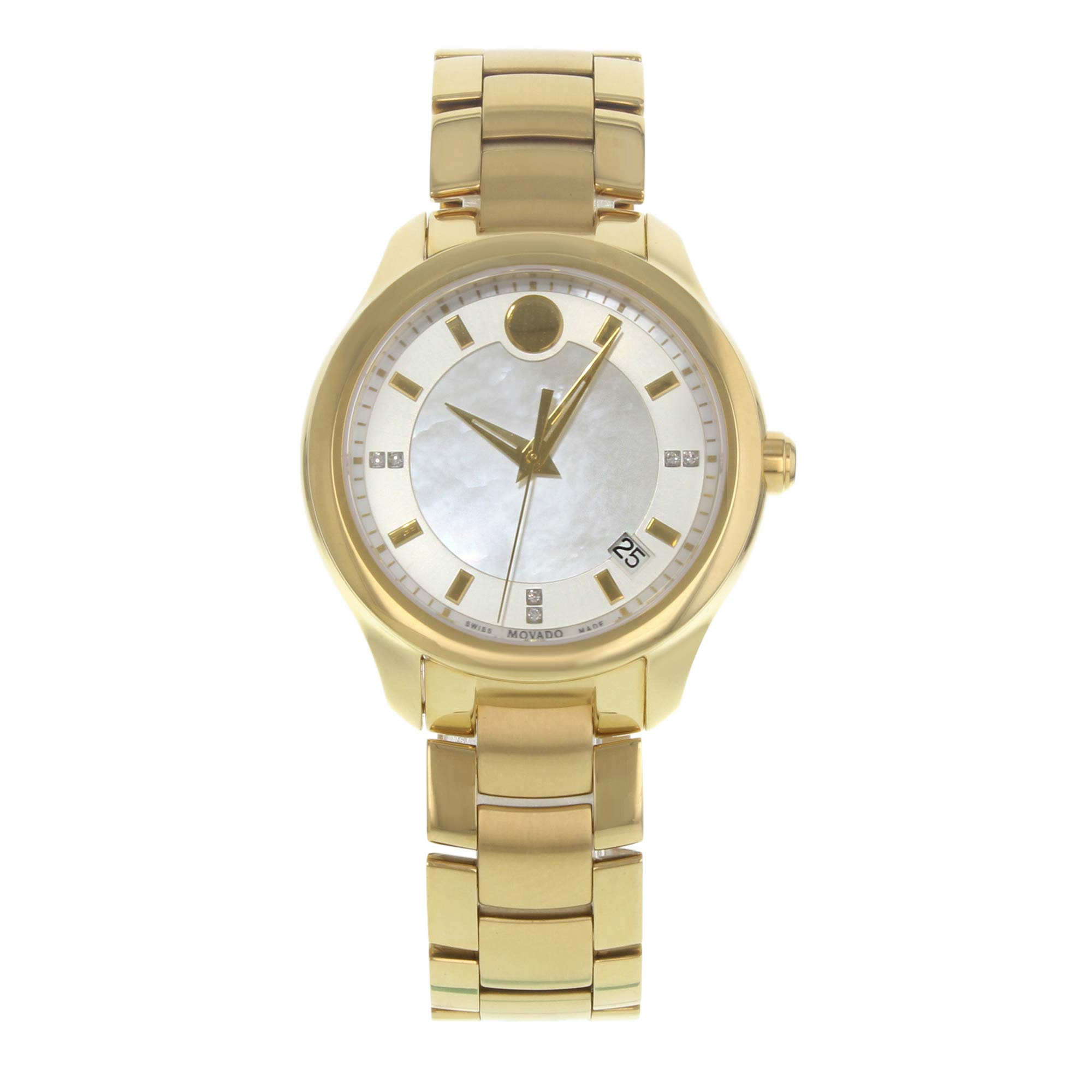 Movado Bellina Quartz Female Watch 0606980 (Certified Pre-Owned) by Movado