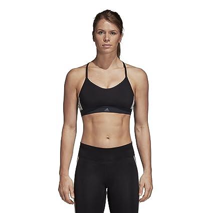 it Reggiseno Sport Strisce Tempo Training All Adidas Me Amazon E 3 x6qg60p