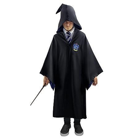 Harry Potter - Capa - Oficial -Cinereplicas (Niños 8-10 años (XS), Ravenclaw)