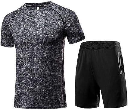 FutuHome Ropa de Baloncesto Ropa Activa,Hombre Camiseta de ...
