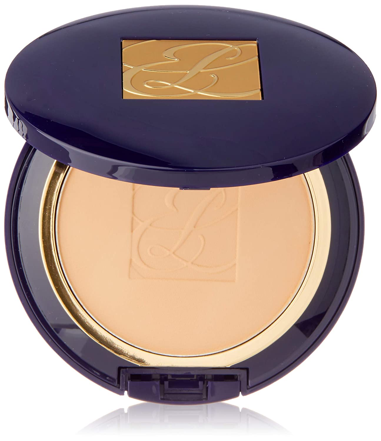 Estee Lauder Double Wear Stay-in-Place Powder Makeup, Tawny, 0.42 Ounce