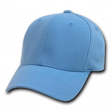 b00f70b1e11 Decky Flex Ultra Fit Baseball Cap(Sky Blue