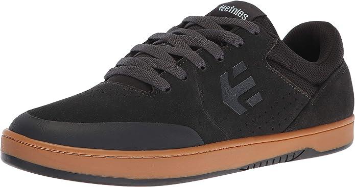 Etnies Marana Sneakers Skateboardschuhe Damen Herren Unisex Dunkelgrau/Blau