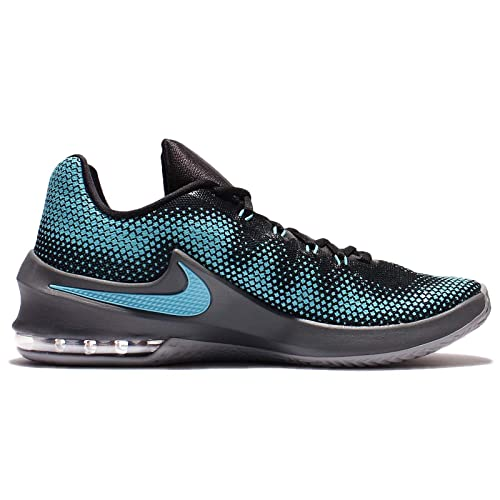 NIKE Men's Air Max Infuriate Low Basketball Shoe