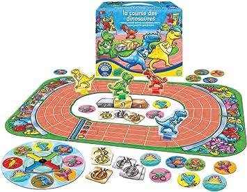 Orchard Toys – La carrera de los dinosaurios, 177 , color/modelo surtido: Amazon.es: Juguetes y juegos