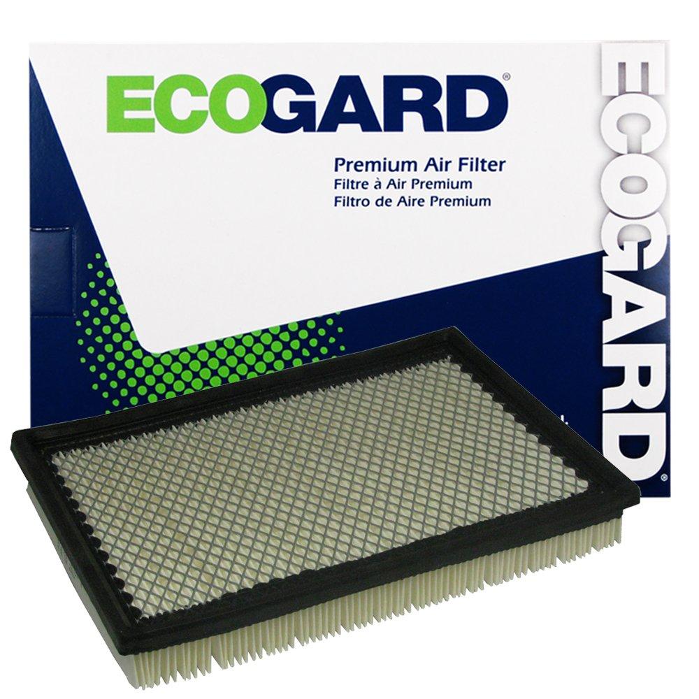 Ecogard Xa5414 Premium Engine Air Filter Fits Jeep 2006 Commander Fuel Liberty Grand Cherokee Automotive