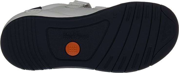Biomecanics 151180, Zapatillas infantil, Blanco y azul, 32 EU: Amazon.es: Zapatos y complementos