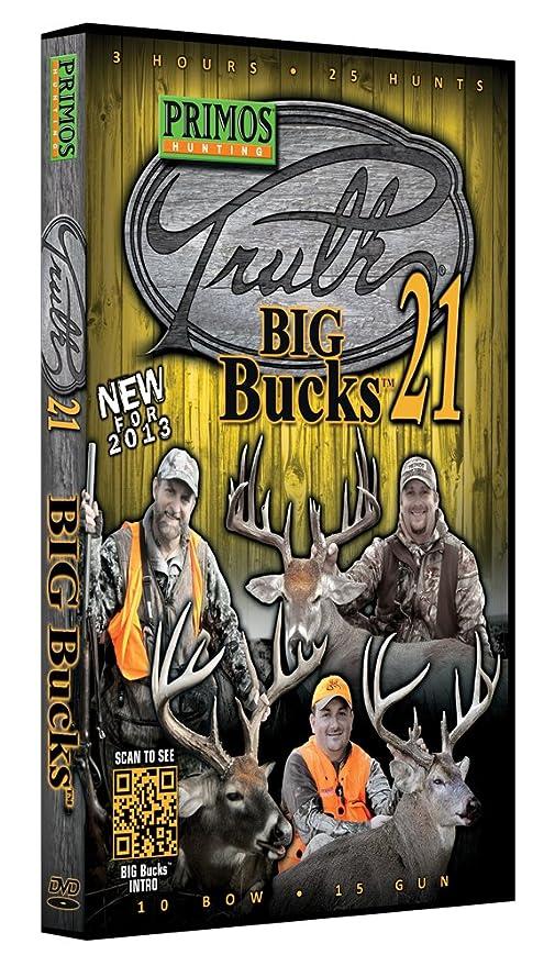 Primos caza verdad serie Big Bucks DVD