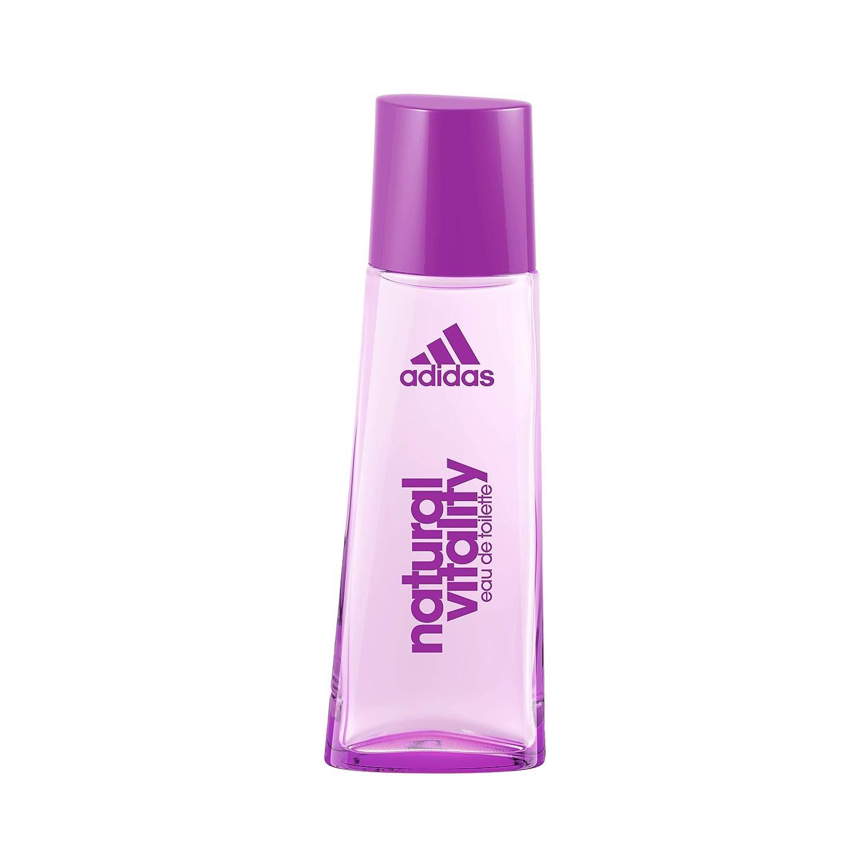secuestrar Usando una computadora haga turismo  Amazon.com : Adidas Natural Vitality by Adidas Eau-de-toilette Spray for  Women, 1.70-Ounce : Perfumes For Women : Beauty