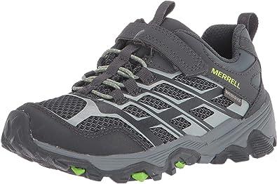 Merrell Kids Moab FST Low WTRPF Hiking Shoe