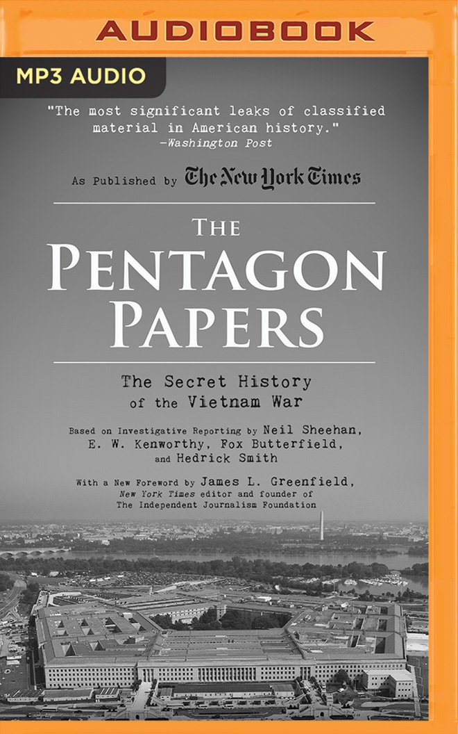 Download The Pentagon Papers: The Secret History of the Vietnam War pdf epub
