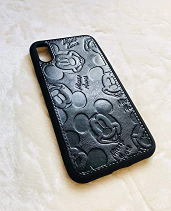 mickey mouse iphone xs case