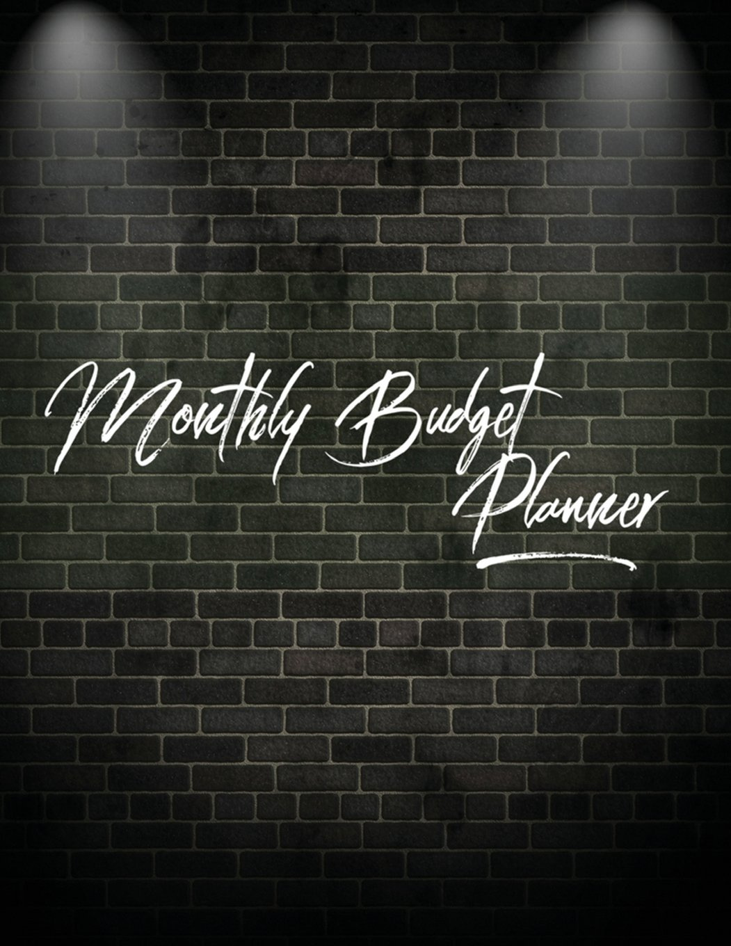 Download Monthly Budget Planner: Spotlight Design Personal Money Management With Calendar 2018-2019 Step-by-Step Guide to track your Financial Health Income ... Journal Planning Workbook (Volume 44) pdf