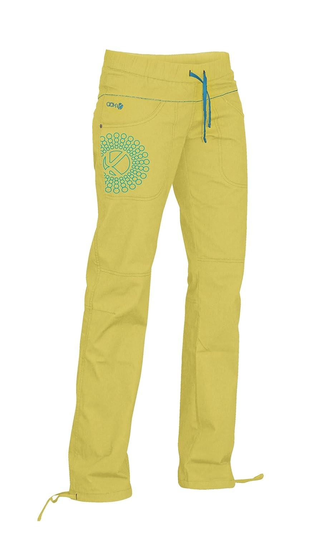 ABK Vire V2 Pantalón, Mujer, Amarillo (Vanilla), XL Moon Feet 1605140.XL