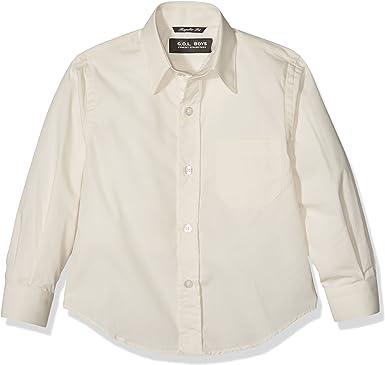 GOL Hemd Mit Kentkragen, Regularfit Camisa para Niños